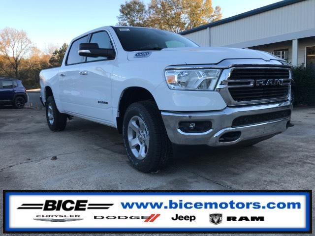 New 2019 Ram All New 1500 Big Horn Lone Star 4x4 Crew Cab 5 7 Crew