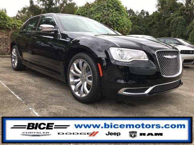 New 2019 Chrysler 300 Touring Rwd Sedan In Alexander City 2846