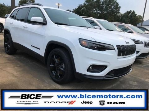 New 2019 JEEP Cherokee Altitude FWD