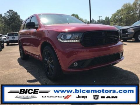 New 2018 DODGE Durango SXT RWD