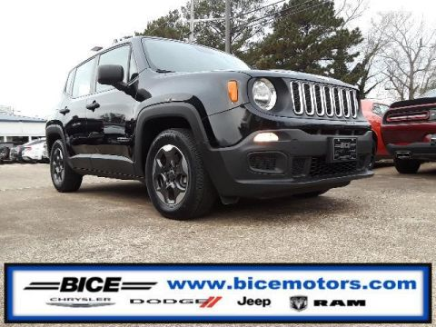 Pre-Owned 2015 Jeep Renegade FWD 4dr Sport